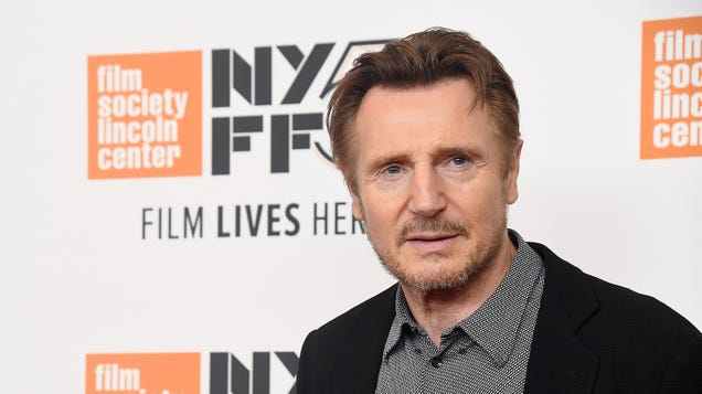 Liam Neeson offers new apology for that distressing rape revenge story