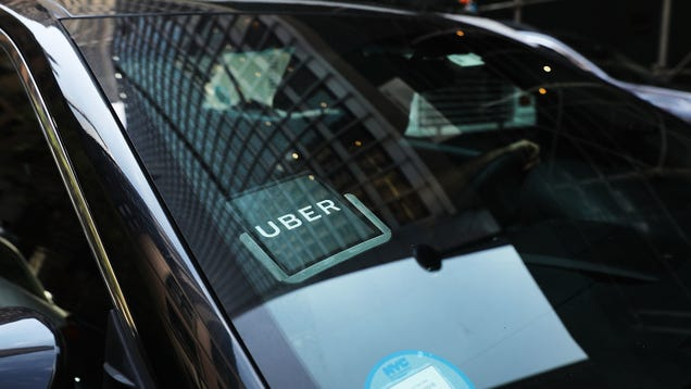 Uber Now Runs Real-Time Background Checks on Drivers