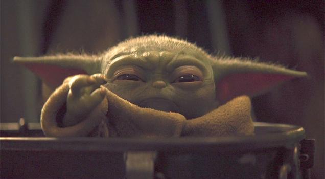 This Custom Animatronic Baby Yoda Is an Absolute Marvel