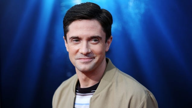 Topher Grace is coming back to TV for a light-hearted family comedy about our current economic hell