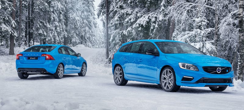 Illustration for article titled Volvo Just Bought Polestar To Pick A Swedish Fight With M And AMG