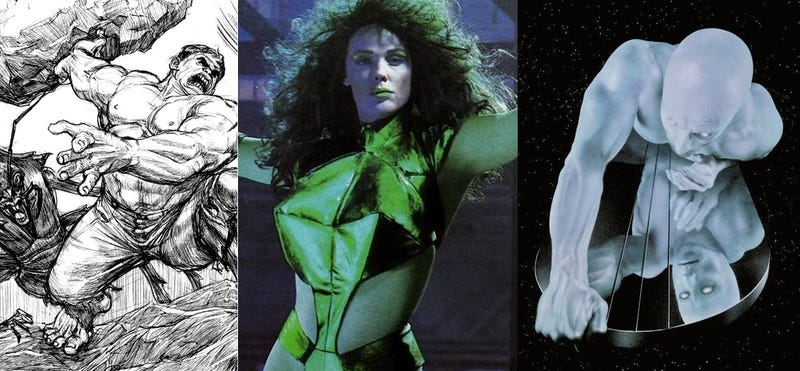 Illustration for article titled The 10 Weirdest Marvel Movies That Almost Got Made