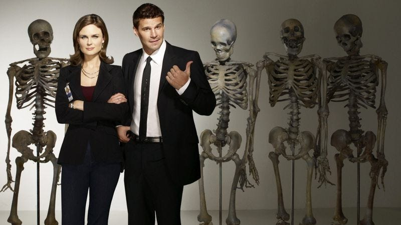 Illustration for article titled Fox renews Bones for a tenth season of bones on bones on bones, bones it back to Monday