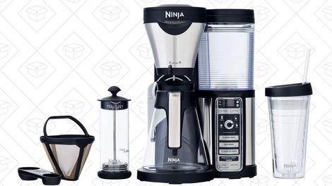 Ninja Coffee Maker Black Friday Deal : Turn an Old Computer into a Networked Backup, Streaming, or Torrenting Machine with NAS4Free