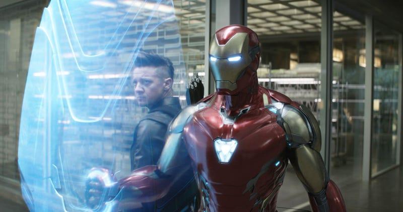 Illustration for article titled Así son las nuevas escenas que incluye el regreso de Avengers: Endgame al cine