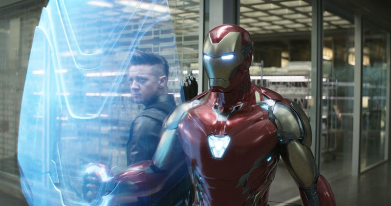 Illustration for article titled Esta escena eliminada de Iron Man en Avengers: Endgame es simplemente desgarradora