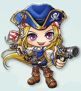 Illustration for article titled MapleStory Arrives Late To The Pirate Party