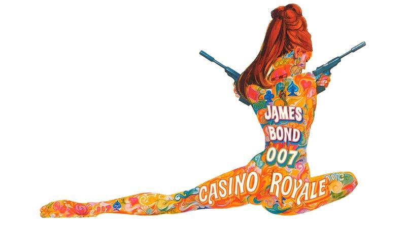 Illustration for article titled 13 parodias de James Bond tan malas que nunca habías oído hablar de ellas