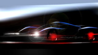 Illustration for article titled ​Glickenhaus' SCG 003 Will Drive To Le Mans, Transform, Then Race
