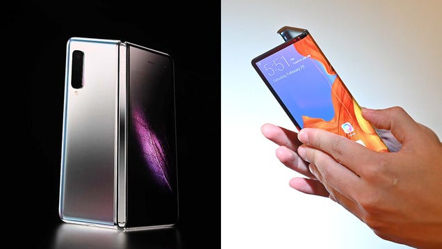 The Race to Foldable Phone Perfection Is On, and It s Going to Be a Blast