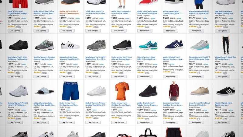 25% off one activewear item | Amazon | Discount shown at checkout