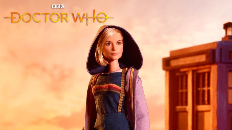 She's back! In Pog—I mean, Barbie—form!