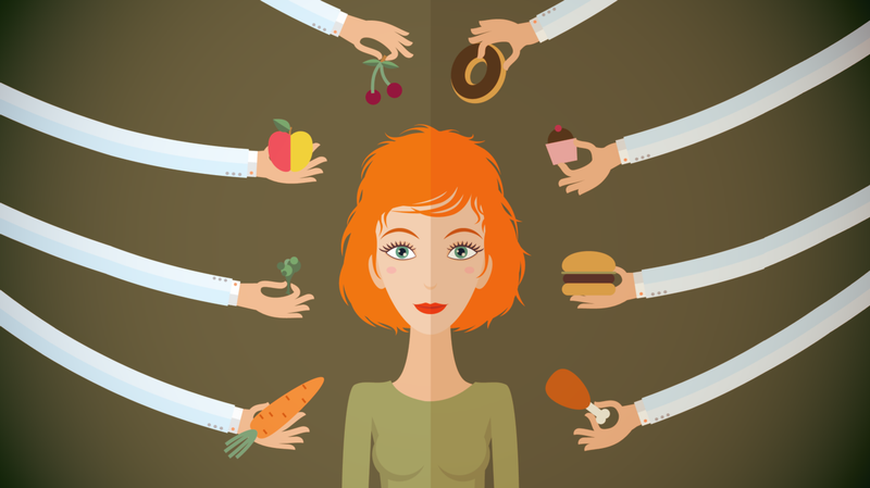 Illustration for article titled How Your Food Choices Are Influenced by Outside Factors