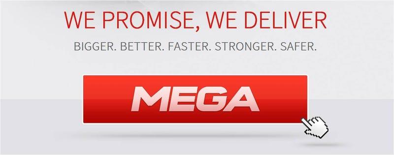 Illustration for article titled Mega, el sucesor de Megaupload, nace mañana. ¿Qué puedes esperar?