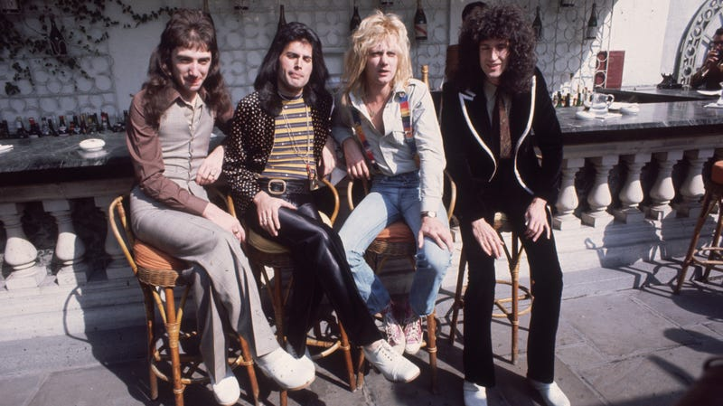 """Illustration for article titled """"Bohemian Rhapsody""""is officially the most streamed song of the 20th century"""
