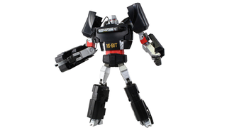 Illustration for article titled Not to be outdone, Megatron also transforms into a video game console