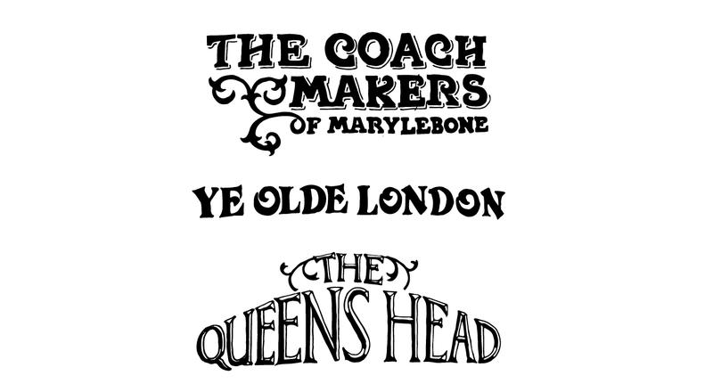 Illustration for article titled Some Random Pub Signage vol.2
