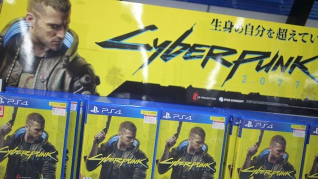 Class Action Lawsuit Alleges Cyberpunk 2077 Publisher Lied and Misled Investors