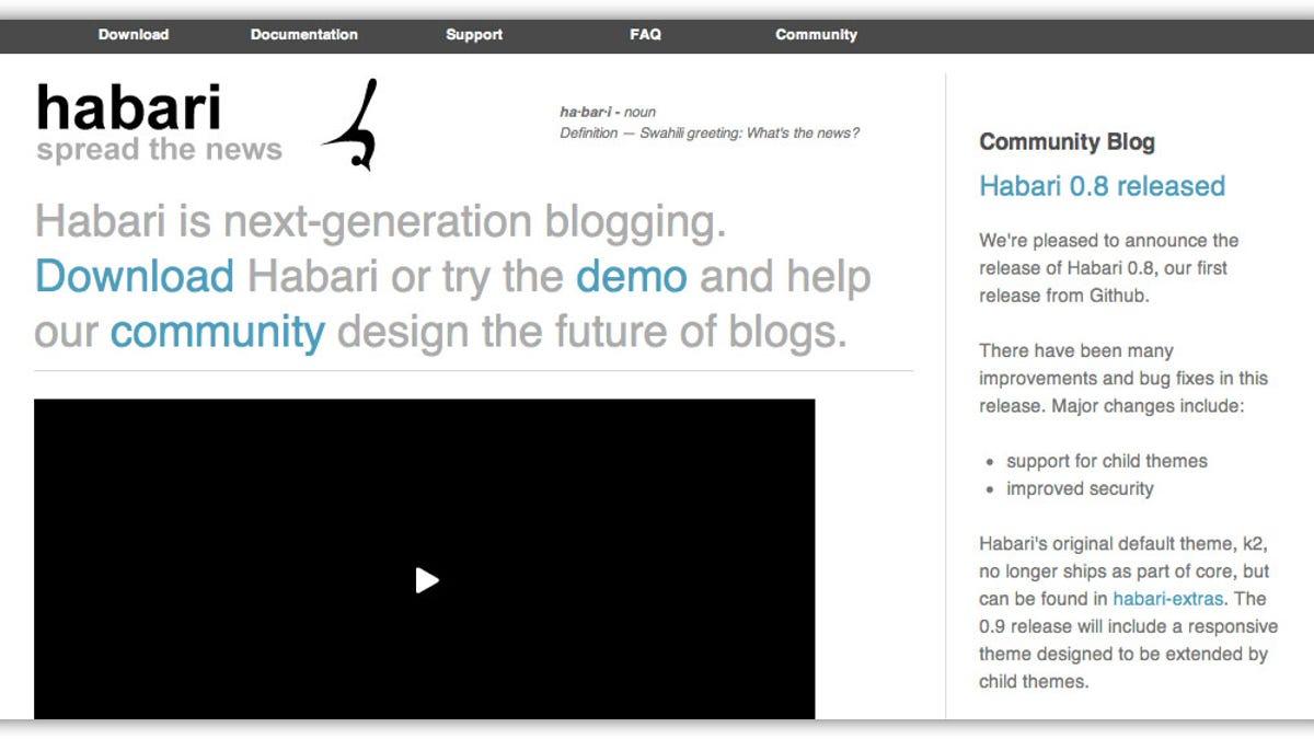 Which Blogging Platform Should I Use?