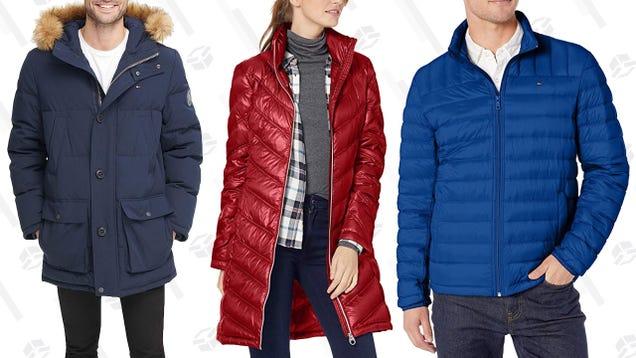Bundle Up With Amazon s One-Day Coat Sale