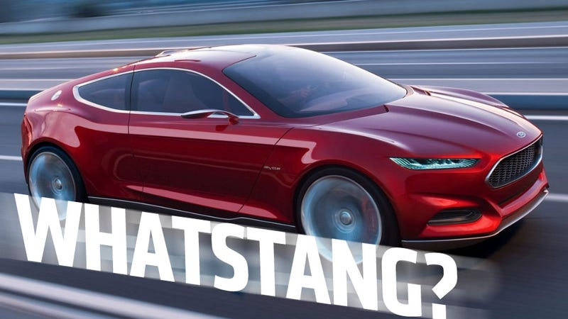 Illustration for article titled The Best Renders Of The 2014.5 Mustang