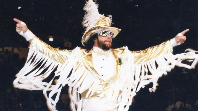 Oooh yeah, Randy Savage is getting his own movie-length Biography special!