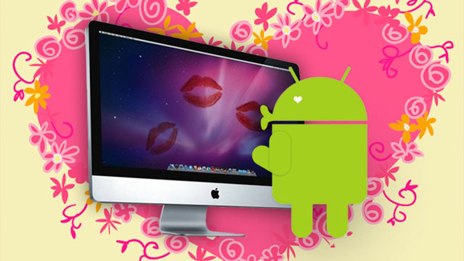 Android datenübertragung mac