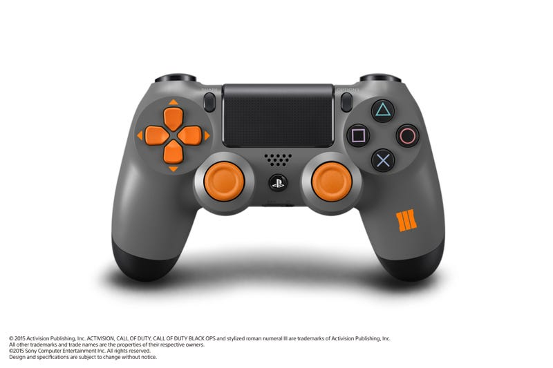 Illustration for article titled The BLOPS3 PS4 Controller Will Be Sold Separately