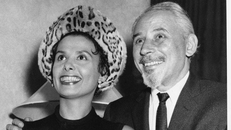 Illustration for article titled Celebrate Black History Month With Rare Photos of Lena Horne and Martin Luther King Jr.