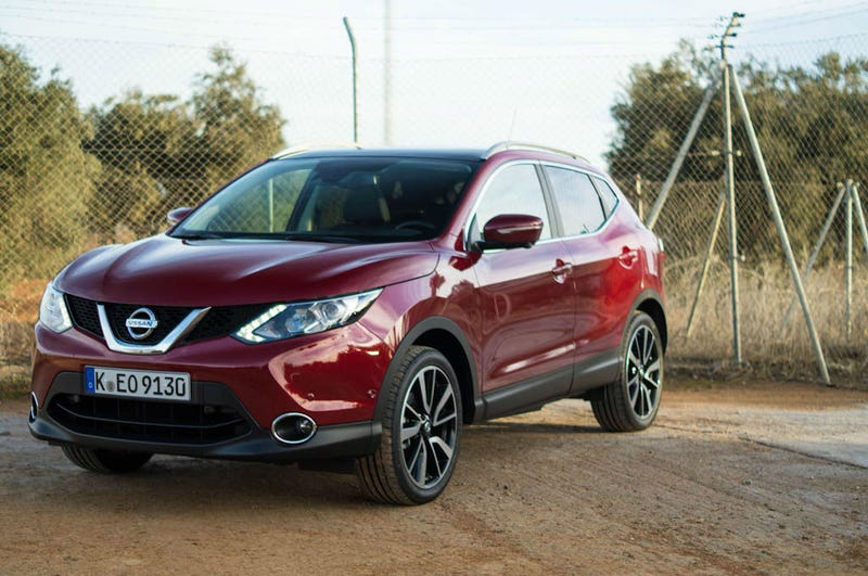 Illustration for article titled 2014 Nissan Qashqai Review