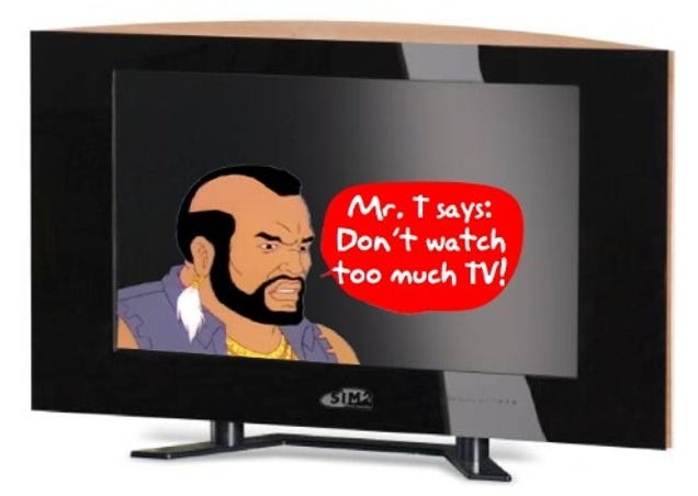 Is tv good or bad for kids?