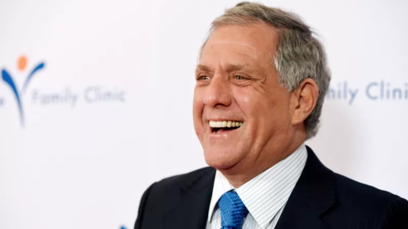 Illustration for article titled Les Moonves Steps Down From Commission That Aims to End Workplace Harassment