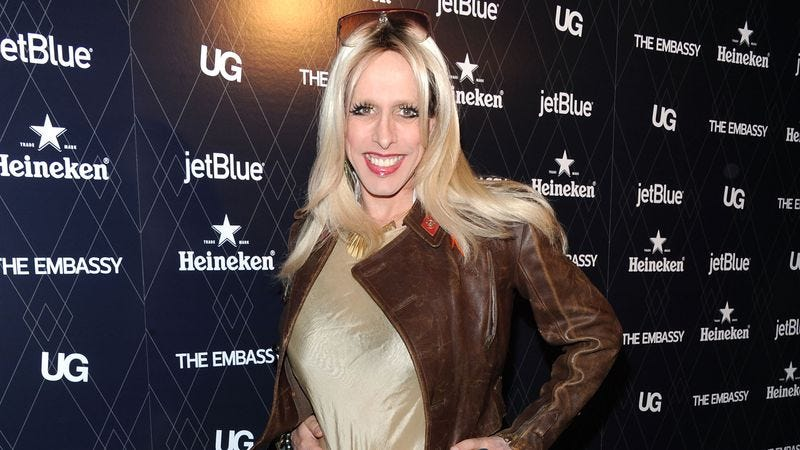As Confirmed By Tmz Actress Alexis Arquette D This Morning While Surrounded Family And Friends Listening To David Bowie S Starman