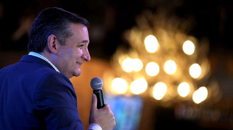 Illustration for article titled Ted Cruz Holds on to His Senate Seat For Now