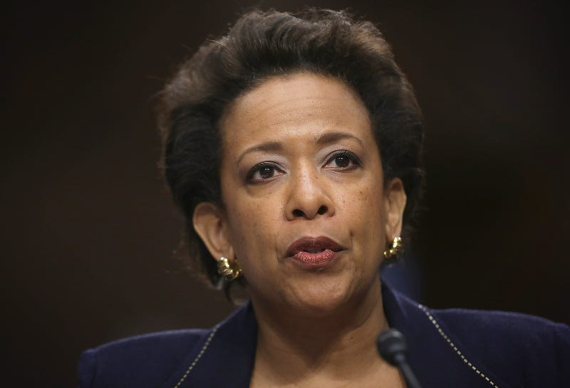 Then-U.S. Attorney for the Eastern District of New York Loretta Lynch in 2015Alex Wong/Getty Images