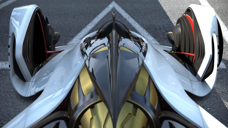 Illustration for article titled Chaparral 2X Vision Gran Turismo