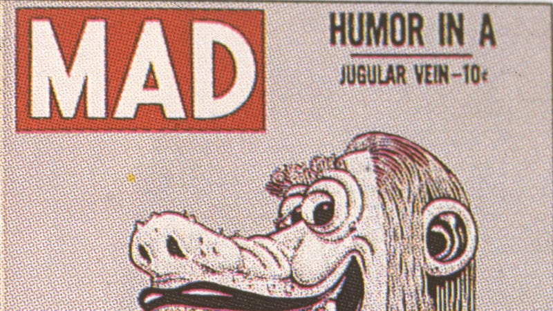 Illustration for article titled Mad Magazine is reportedly shutting down publication of new material