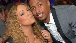 Illustration for article titled Nick Cannon Reveals He and Mariah Had Been Living Apart for Months