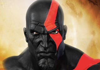Illustration for article titled Kratos Is Even More Imposing Without Arms