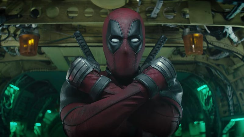 Illustration for article titled We Saw A Guy Bring His 12-Year-Old Kid To See The Last One Even Though It Was Rated R. We Were About To Say Something, But We Didn't Want To Make A Scene. Still Though, No Reason To Allow That: Everything You Need To Know About 'Deadpool'