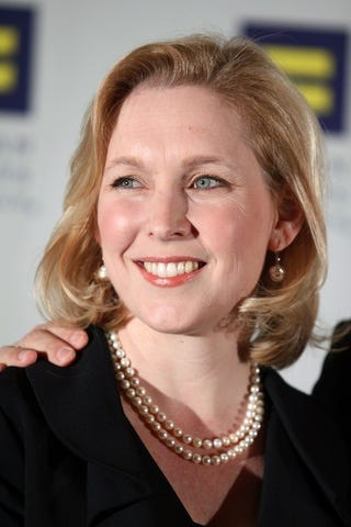 Illustration for article titled Kirsten Gillibrand Has No Time For The Haters