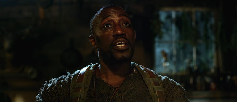 Always bet on Wesley Snipes, seen here in The Recall. Image: Minds Eye