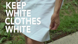 Lifehacker tips and downloads for getting things done for Mustard stain on white shirt
