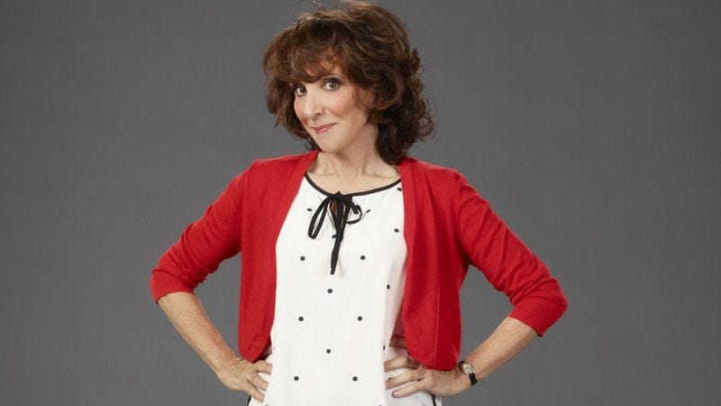Illustration for article titled Andrea Martin on Working The Engels, SCTV, and almost being Liz Lemon's mom