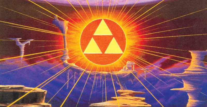 Link to the Past artwork via Zelda wiki