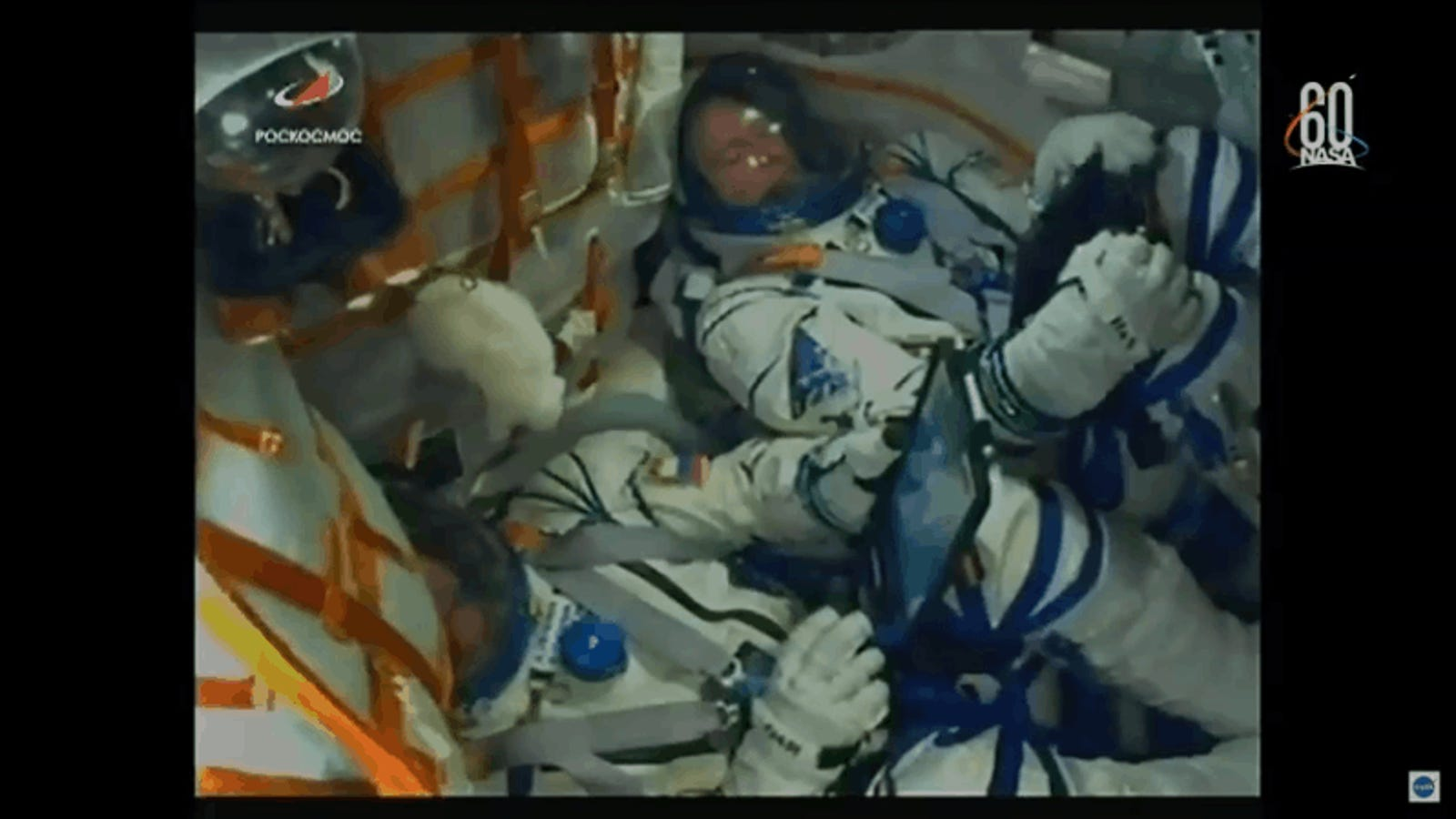 photo image Soyuz Space Crew Makes Emergency Landing After Terrifying Booster Failure