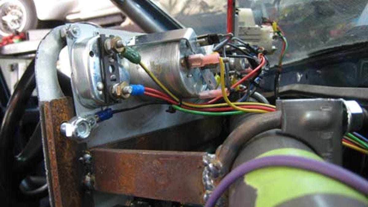 Welcome To Low Budget Race Car Wiring Hell Setup
