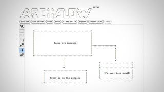 Illustration for article titled ASCIIFlow Makes Flow Charts and Diagrams in Plain Text