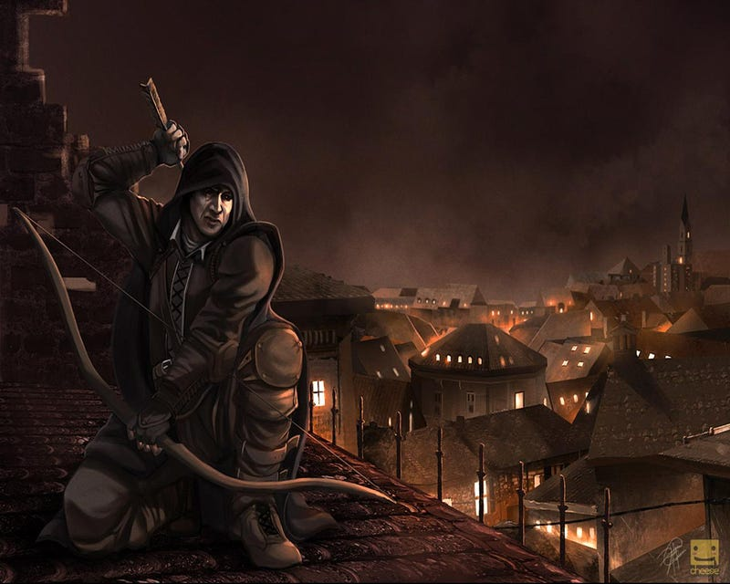 Illustration for article titled Taking A Look(ing Glass) at Thief: Deadly Shadows... 15 Years Later