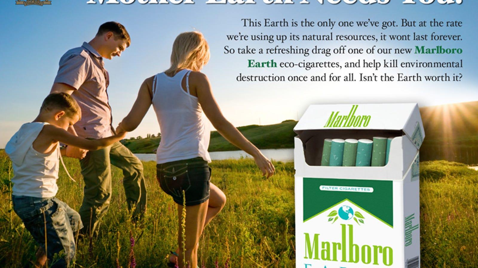 American brand cigarettes Marlboro in Vermont